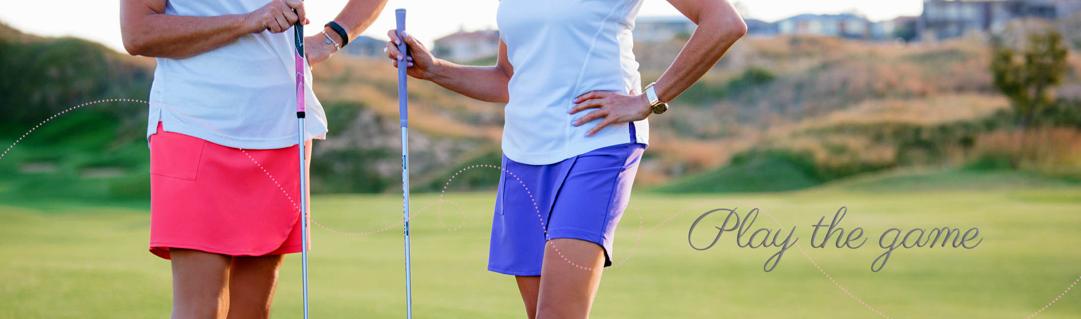 marilyn golf and active wear slider